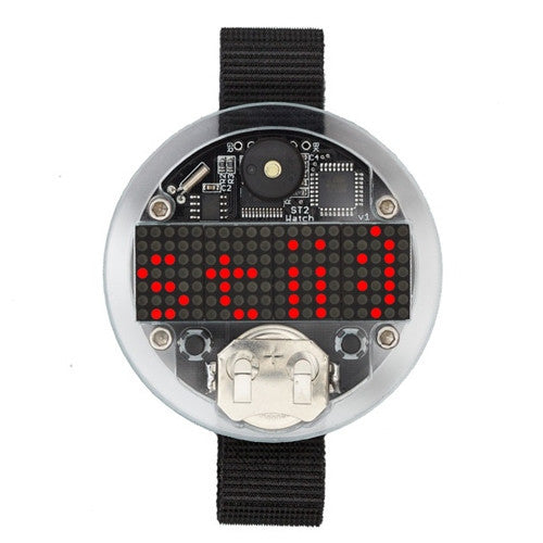 Solder: Time II Watch Kit