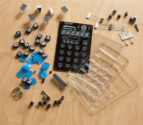 Make Your Own Calculator Kit