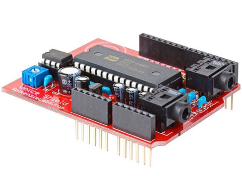 Voice Shield Kit for Arduino