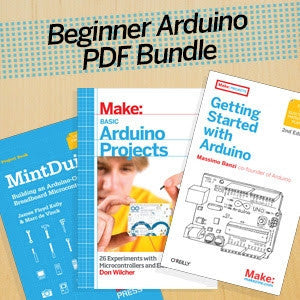 Beginner Arduino PDF Bundle