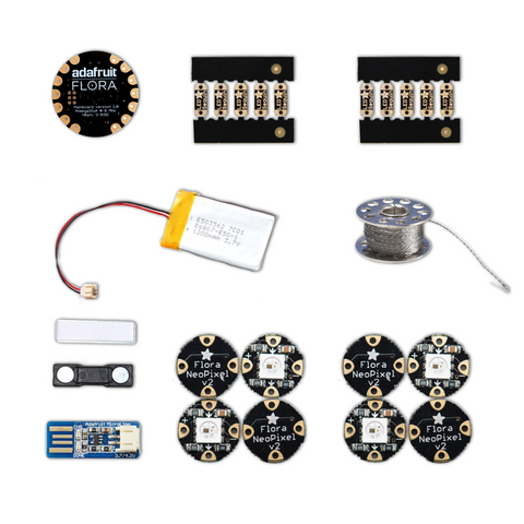 Adafruit Flora Project Pack
