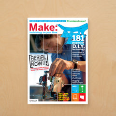Make: magazine, Volume 01 (PDF)