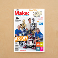 Make: magazine, Volume 02 (PDF)