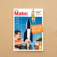 Make: magazine, Volume 05 (PDF)