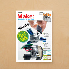 Make: magazine, Volume 06 (PDF)