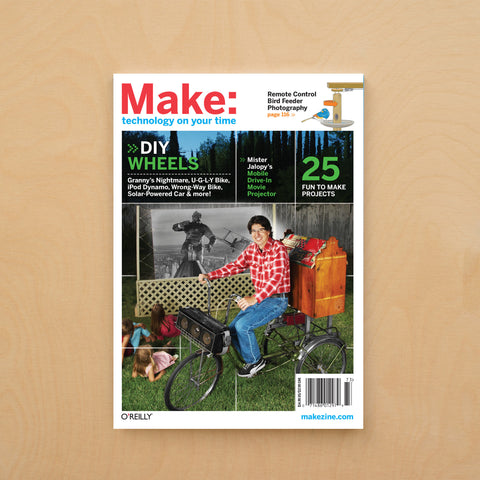 Make: Magazine, Volume 11 - PDF
