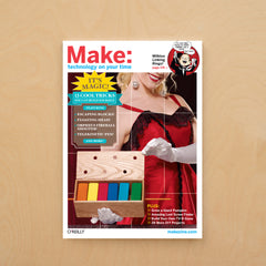 Make: magazine, Volume 13 (PDF)