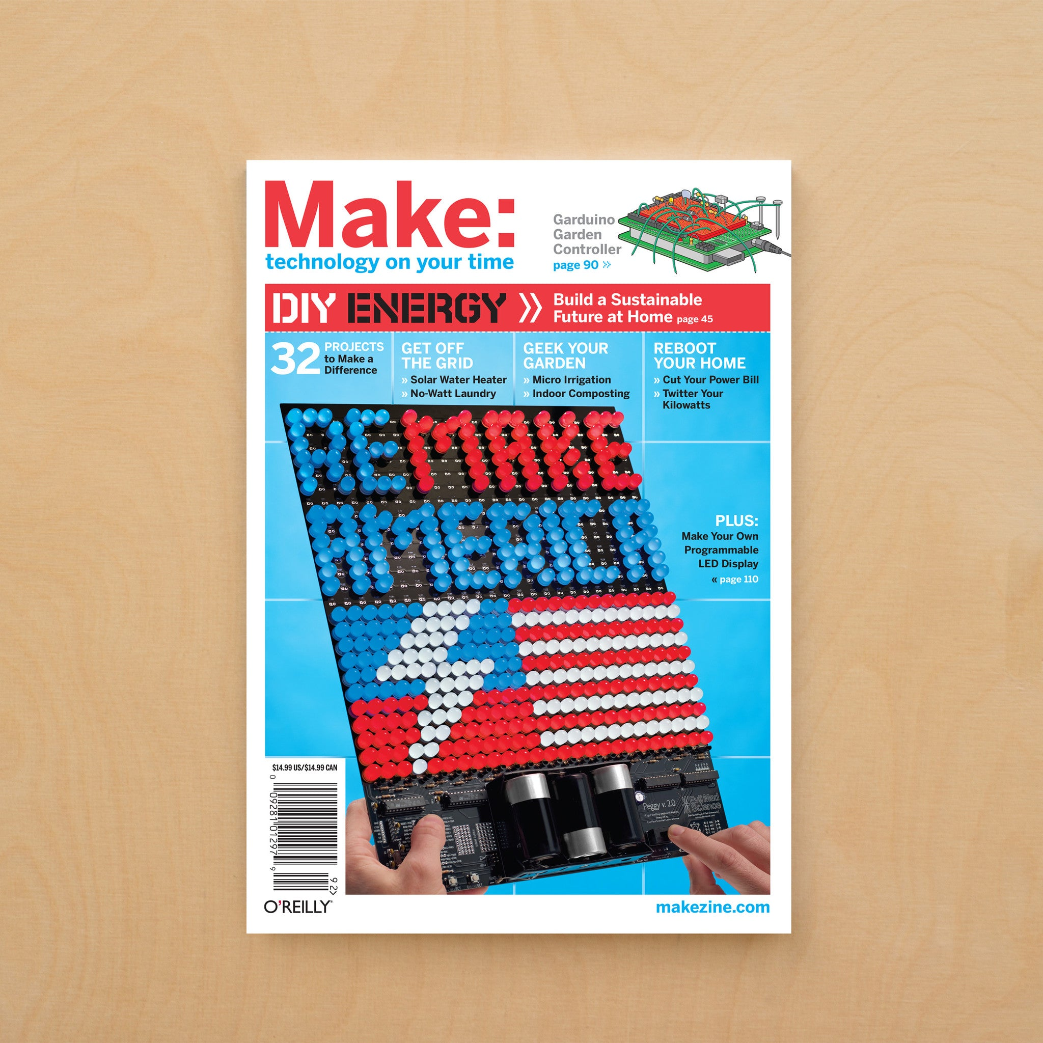 MAKE MAGAZINE 32 EBOOK