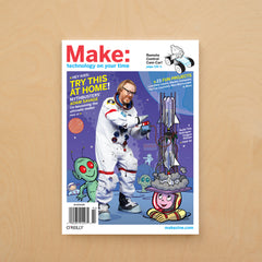 Make: magazine, Volume 20 (PDF)