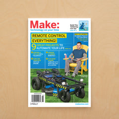 Make: magazine, Volume 22 (PDF)