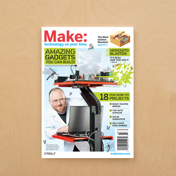 Make: Magazine, Volume 23 - PDF