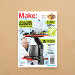 Make: magazine, Volume 23 (PDF)