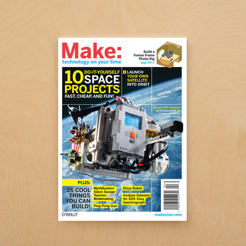 Make: Magazine, Volume 24 - PDF