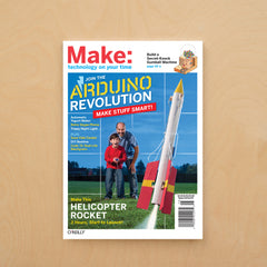Make: magazine, Volume 25 (PDF)