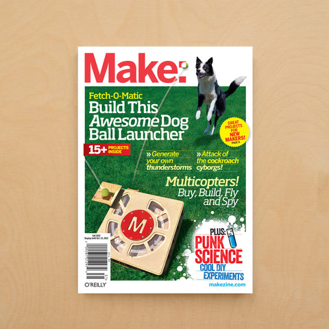 Make: magazine, Volume 31