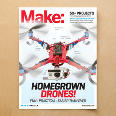 Make: magazine, Volume 37