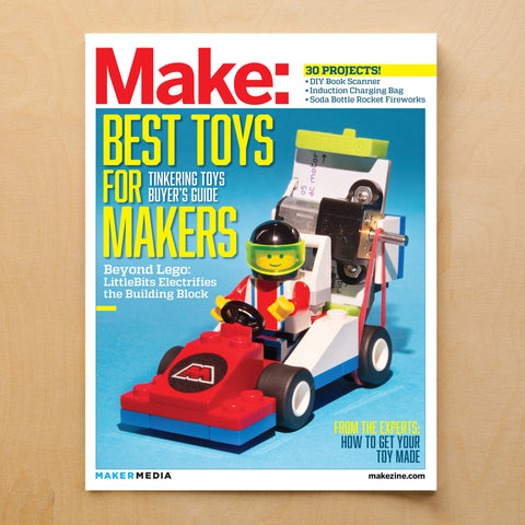 Make: Magazine, Volume 41 - Print