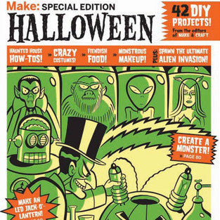 Make: Special Issue - Halloween (PDF)