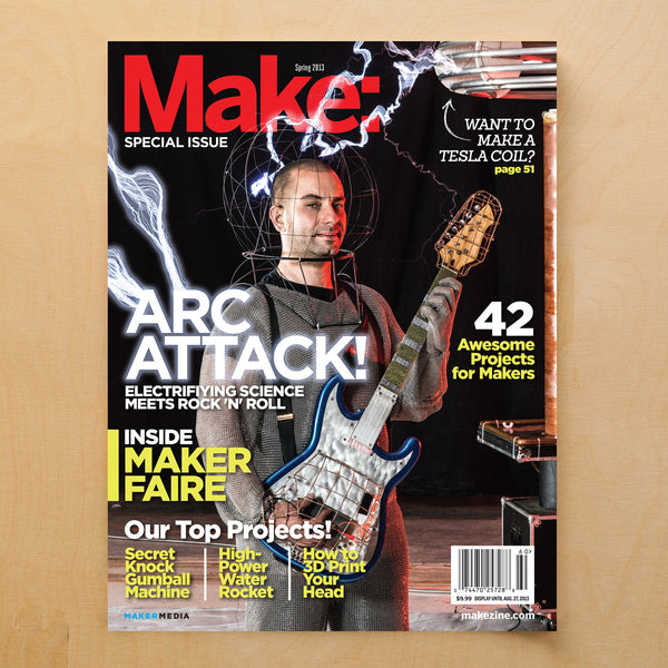 Make: Maker Projects Guide - PDF