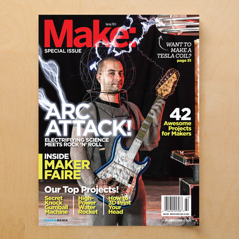 Make: Maker Projects Guide, 1Ed (PDF)