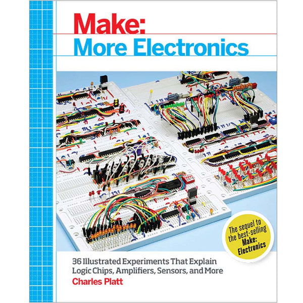 Make: More Electronics (PDF)