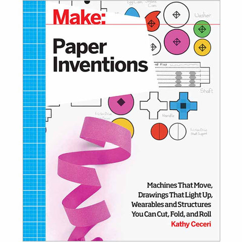 Make: Paper Inventions Book