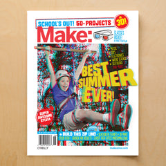 Make: Schools Out Summer Fun Guide, 1Ed (PDF)