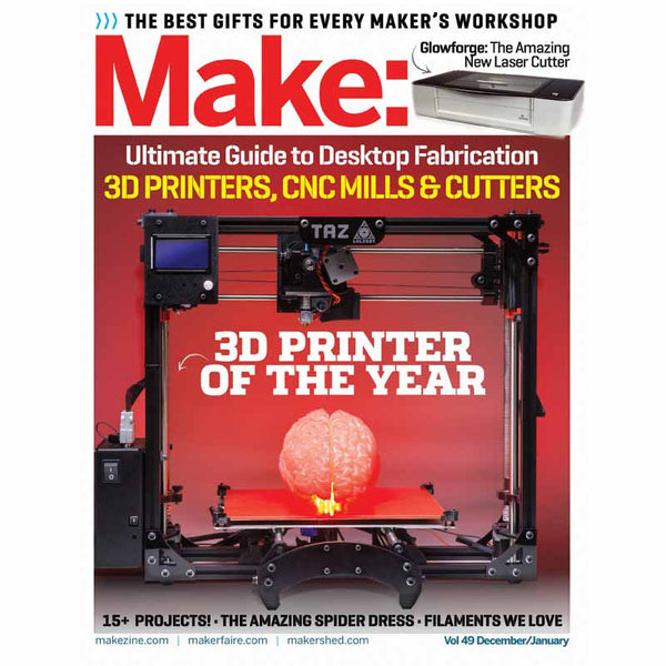 Make: Magazine Volume 48
