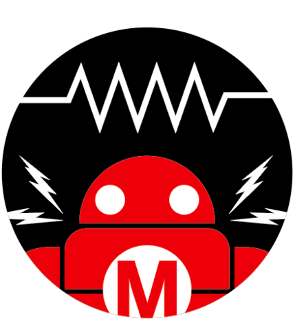 Sticker: Makey Robot 2018