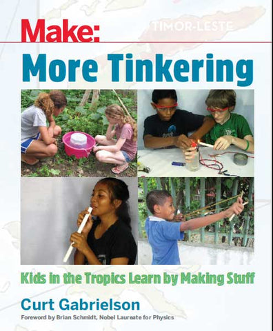 Make: More Tinkering - Print