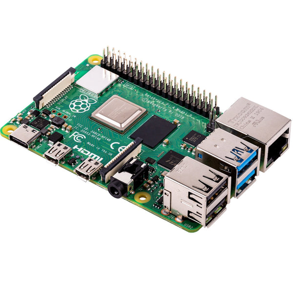 Getting Started with Raspberry Pi Kit