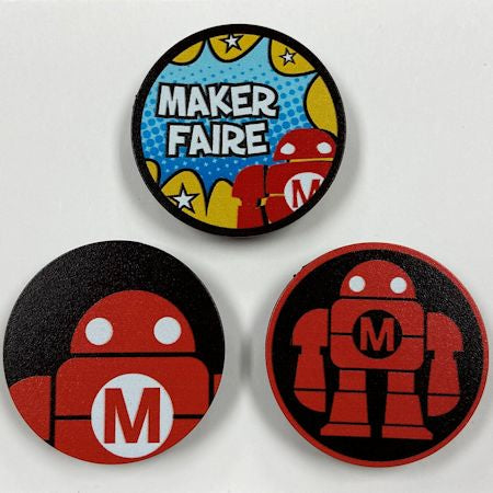 Maker Faire Pop Phone Sockets