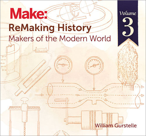Make: ReMaking History, Volume 3 - PDF