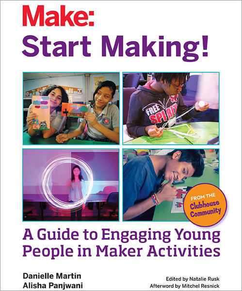 Make: Start Making!