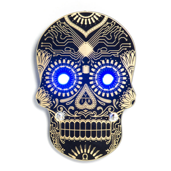 Dia de los Muertos - Learn to Solder Skill Badge