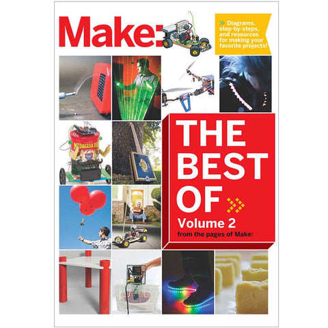 Best of Make: Volume 2