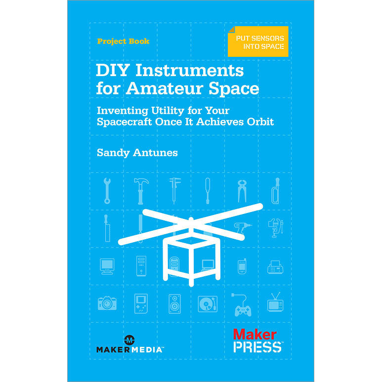 Diy books do it yourself book series maker shed diy instruments for amateur space 1ed solutioingenieria Image collections