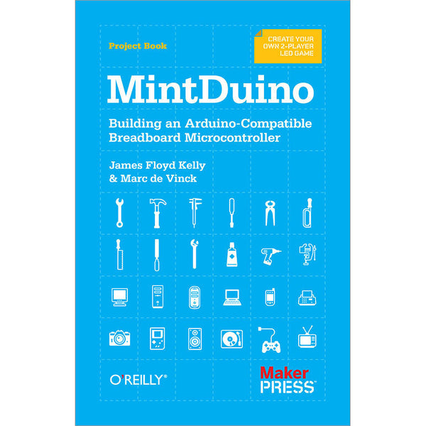 DIY MintDuino - Building an Arduino-Compatible Breadboard Microcontroller