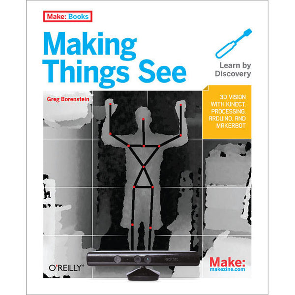 Make: Making Things See - PDF
