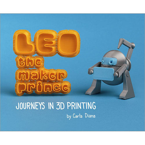 LEO the Maker Prince, 1Ed