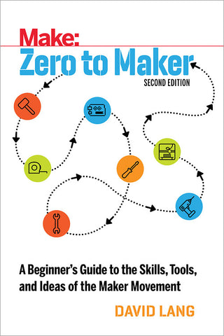Zero to Maker, 2nd edition - PDF