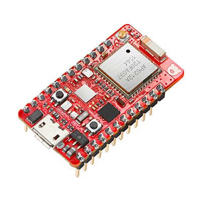 RedBear Duo - WiFi and BLE IoT Board