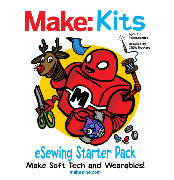 Make: eSewing Starter Pack