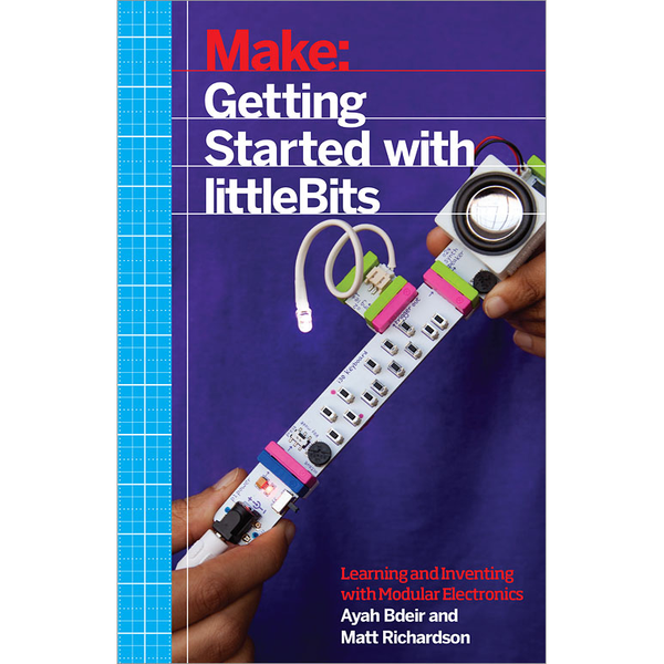Make: Getting Started with littleBits - Print