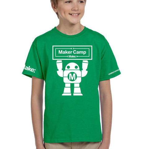 Maker Camp T-shirt