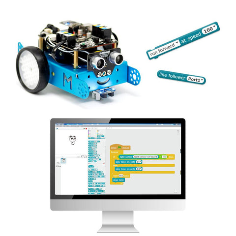 mBot Kit - All-in-One Learning Robot