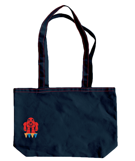 Maker Faire 2015 Tote Bag