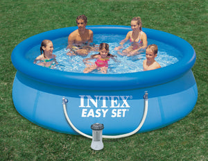 80ftx30in Inflatable Swimming Pool