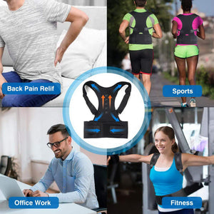 Adjustable Magnetic Posture Corrector - Male and Female