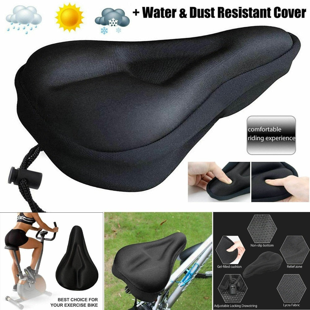Breathable Bicycle Saddle Seat